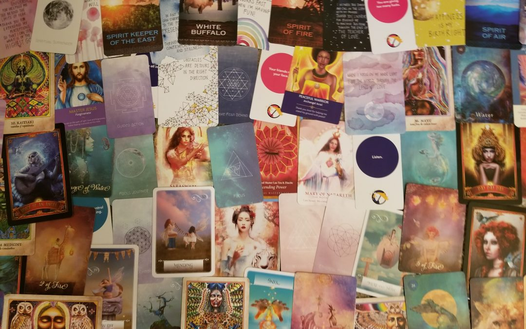 The Power of Oracle Cards